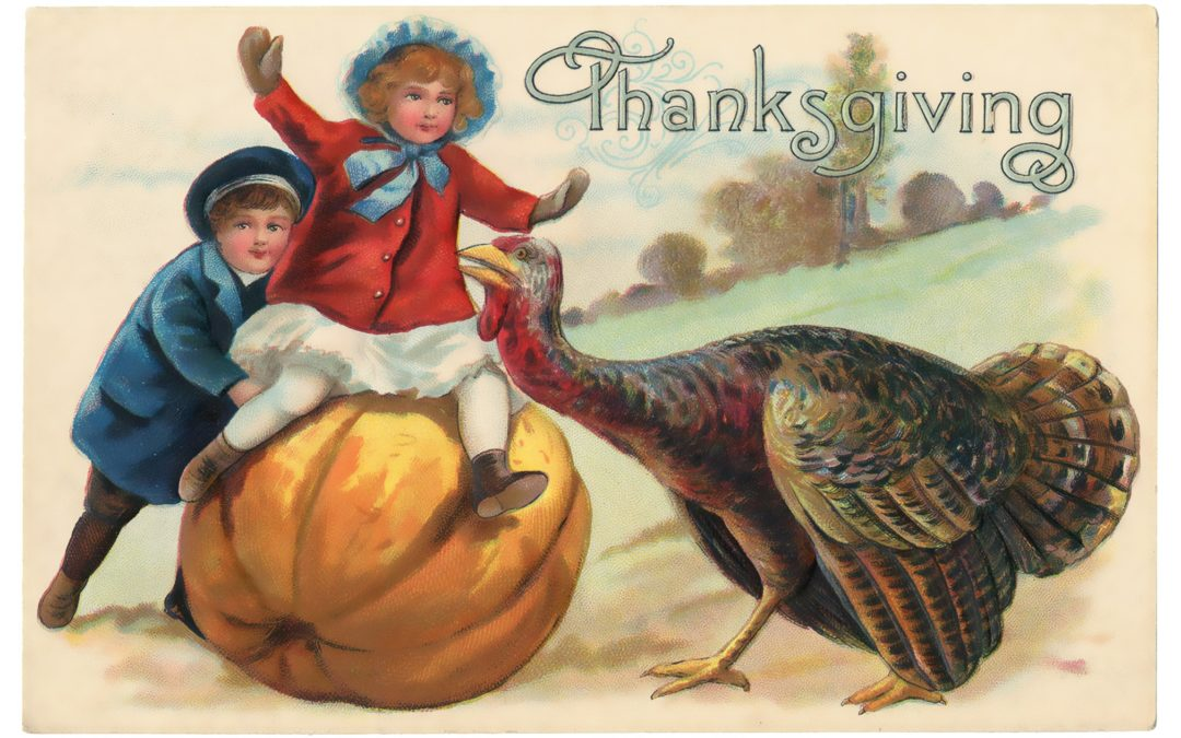 What Are You Thankful For? The Turkey in the Room